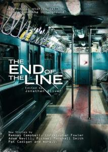 The End of the Line Edited by Jonathan Oliver
