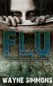Flu by Wayne Simmons