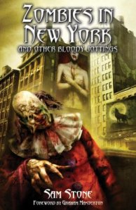 Zombies in New York by Sam Stone