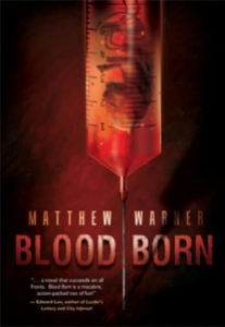 Blood Born by Matthew Warner