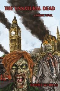 The Unnatural Dead by Darren Mills
