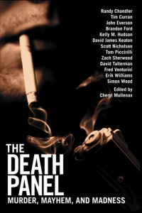 The Death Panel by David James Keaton