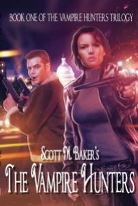 The Vampire Hunters by Scott Baker