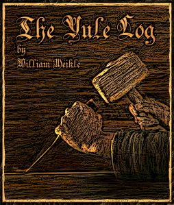 The Yule Log by William Meikle (Illustration by Vincent Shaw-Morton)